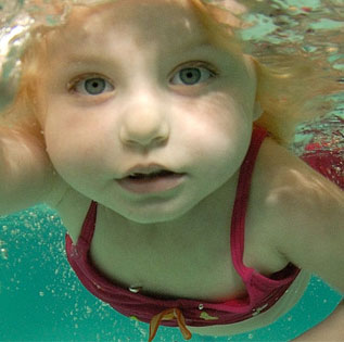 Baby Underwater | Callan Swim School